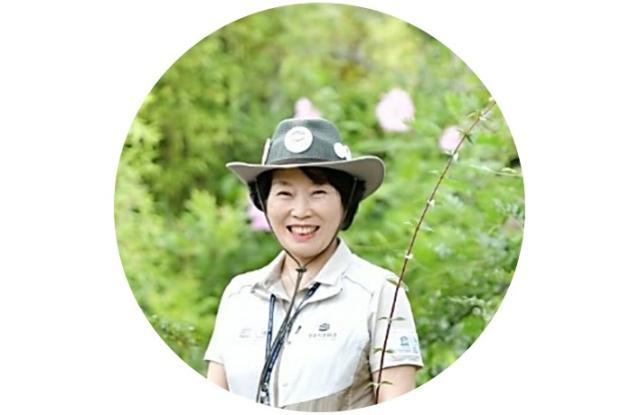 김양순 해설사님