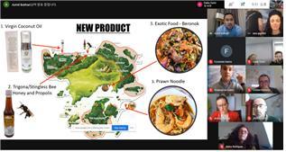 지오푸드 국제 웹세미나 (International GEOfood Webinar)