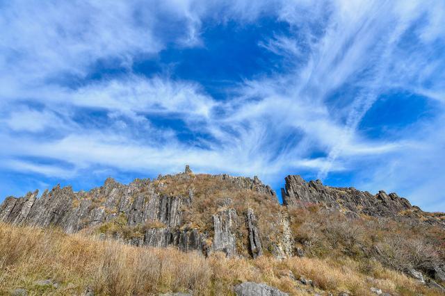 Mudeungsan Summit Colonnade (3 Peaks)